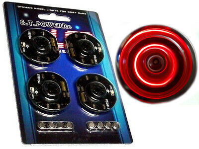 G.T. Power Red LED Wheel Lights • 8.53£