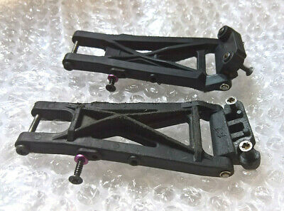 Hpi Racing Nitro Rush Suspension Arms Lower Front *frp&p • 15£