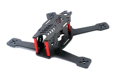 F2 Micro 160mm Carbon Fiber FPV Racing Frame Kit Support 4 Inch Propeller For RC • 19.90£