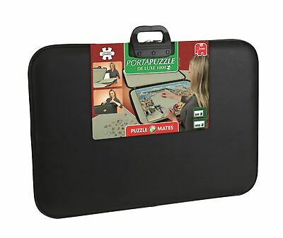 Jumbo Puzzle Mates Portapuzzle Deluxe Jigsaw Board Storage Mat Case 1000 Pieces • 29.42£