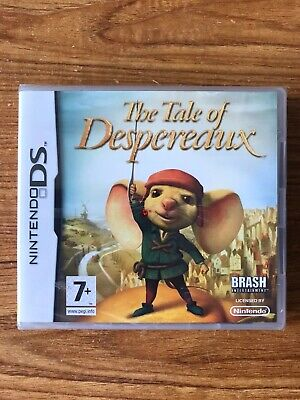 The Tale Of Despereaux (Nintendo DS) Brand New Sealed  • 29.99£