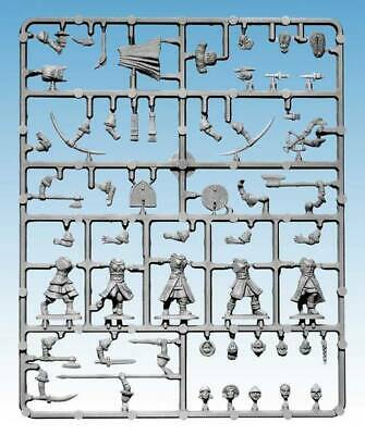 Frostgrave Female Soldiers Sprue - 28mm - First Class - Soldiers Ii  • 6£