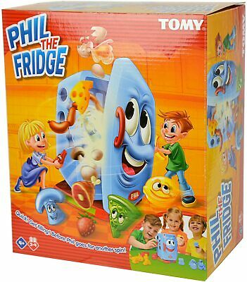 TOMY Phil The Fridge Game • 14.99£