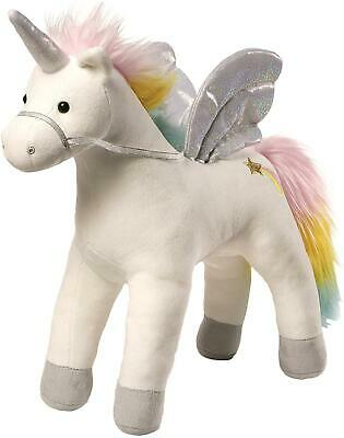 GUND Unicorn Magical Musical Light & Sound Soft Stuffed Toy For Kids/Nursery • 33.99£