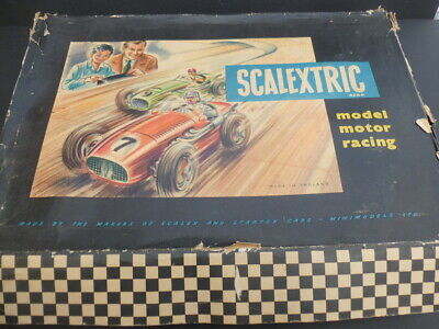 Scalextric 1957 MM1 Set, Cars In Great Condition And Looks Complete • 450£