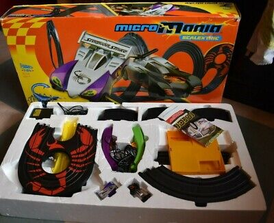 Awesome Scalextric Micro Mania 1/64th Scorpion Strike Set • 39.99£