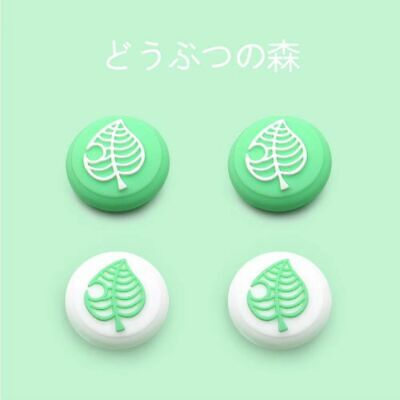 4PCS Thumb Grips Cap Cover For Switch Switch Lite Joycon Joystick Game • 2.49£