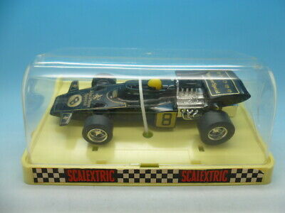 Scalextric French C50 John Player Special, Excellent Condition And Boxed • 65£