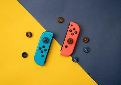 Thumb Grips Cap Cover For Switch And Switch Lite Joycon Joystick Gifts • 6.59£