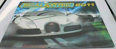 Scalextric 2011 Catalogue Edition 52 • 9.99£
