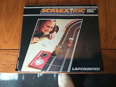 Scalextric Lap Counter • 18£