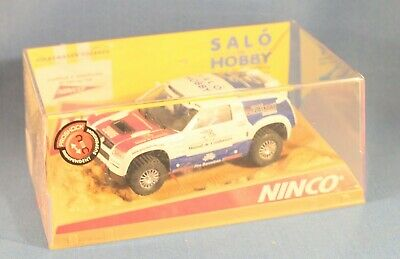 Ninco 50403 Ltd  Volkswagen Touareg   Salo Of The Hobby   2005 No 607 Of 750 • 42.75£