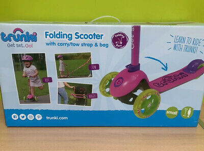 Trunki Folding Scooter Brand New In Box • 54.99£