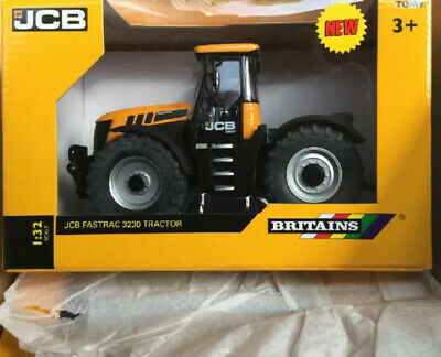 BRITAINS. JCB 3230 FASTRAC FARM TRACTOR   No 42762.  MINT / BOXED • 30£