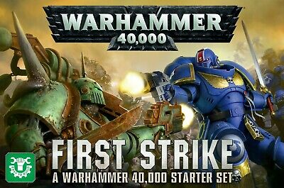 Warhammer 40,000: First Strike • 25£