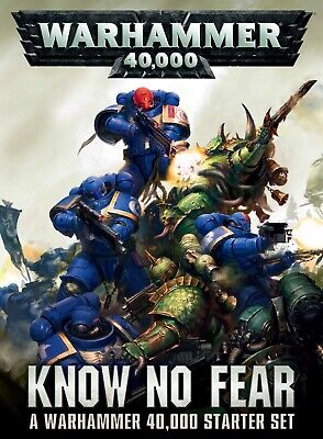 Warhammer 40,000: Know No Fear • 60£