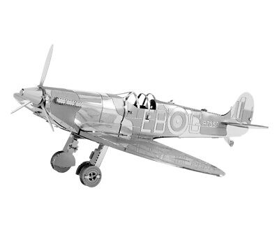 Classics Spitfire Metal Earth 3D Laser Cut Metal Puzzle By Fascinations • 5.70£