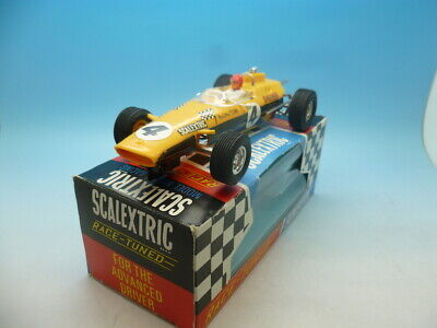 Scalextric C19 Team Car In Superb Condition And Boxed • 75£