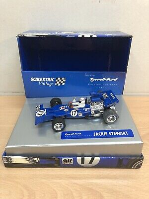 Scalextric 6178 Tyrrell-Ford F1 Vintage Edition - Limited Edition • 39.99£