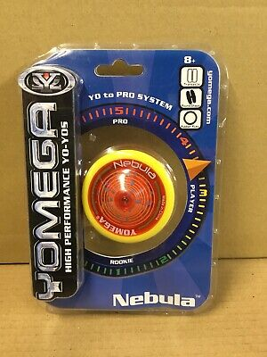 Yomega Nebula Pro Rookie Yo-yo , Yellow/orange New • 10£