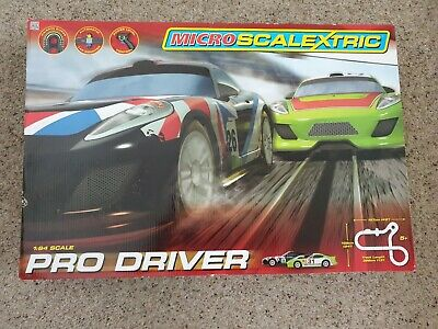 Micro Scalextric Pro Driver. Hornby. Used • 15£
