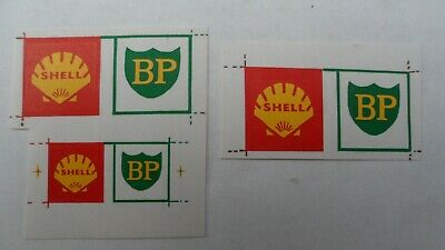 Dinky 944 Leyland Octopus Tanker Shell BP Repro Stickers. • 3£