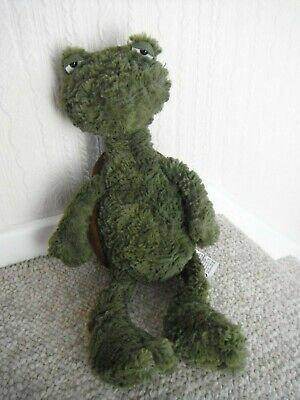 Rare Jellycat     Soft Toy  Turtle  Furryosity   Approx 16  High  • 29.99£