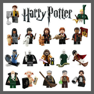 Lego Compatible Harry Potter Mini Figures • 3.69£
