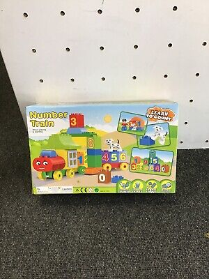Number Train Learn To Count • 12£
