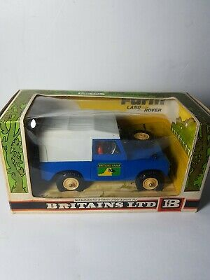 Britain's Land Rover          L/1 • 54.99£