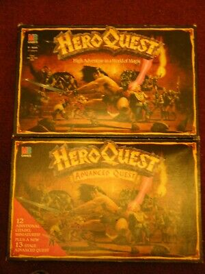 Heroquest Core Game Sets Multi-listing • 50£