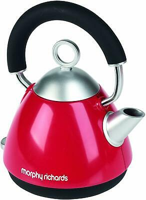 Casdon Morphy Richards Kettle Toy Small Child Size For Kitchen Role Play Fun • 6.65£