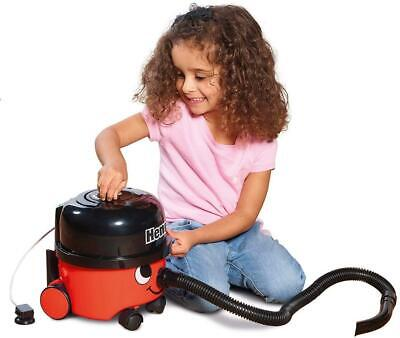 Casdon Henry Vacuum Cleaner And Accessories Kids Fun Role Pretend Play Toy • 24.16£