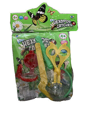 Bug Catcher Kit With Net, Child, Nature • 6.75£