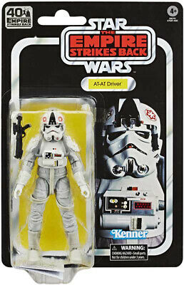 Star Wars The Black Series 40th Anniversary At-at Driver Action Figure  • 22.99£