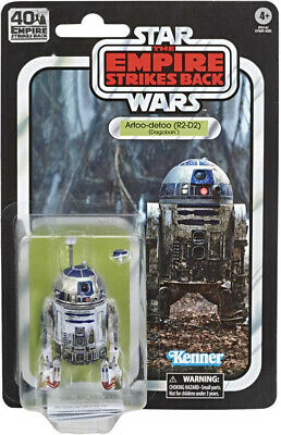 Star Wars The Black Series 40th Anniversary R2-d2 (dagobah) Action Figure  • 22.99£
