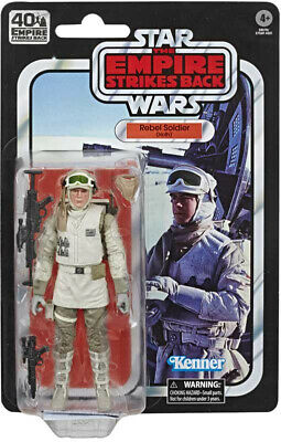 Star Wars The Black Series 40th Anniversary Hoth Rebel Soldier Action Figure  • 22.99£
