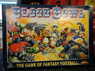GAMES WORKSHOP     BLOOD BOWL  3rd Edition New  • 150£
