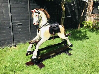 Extra Large Special Millennium Limited Edition Rocking Horse • 450£