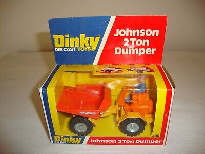 DINKY 430 JOHNSON 2 TON DUMPER - NR MINT In Original BOX • 39£