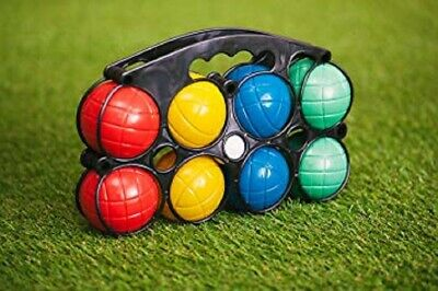 8x WATER BOULES SET Water Filled French Garden Games Holiday Outdoor Game Family • 7.49£