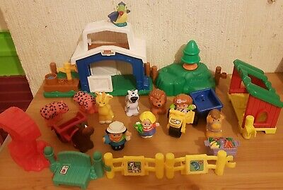 Fisher Prices Little People Farm Playset  • 20.99£
