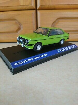 Team Slot Ford Escort Mk2 Rs2000 1/32 Scale New • 70£