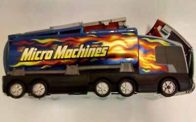 Micro Machines Truck City Play Set With Cars • 22£