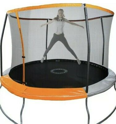 Sportspower 10ft Outdoor Kids Trampoline With Enclosure Quick Delivery • 174.99£