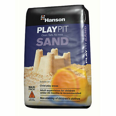 Children Toy Play Pit Sand Silica Non Clothes Staining Clean Safe • 11.90£