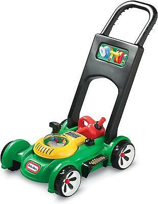 Little Tikes Gas N Go Lawn Mower Push Along Kids Garden Outdoor Toy 633614 • 22.65£
