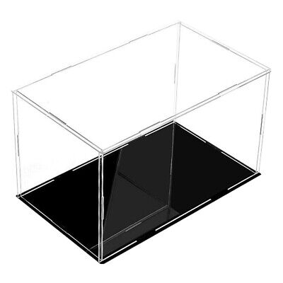 Acrylic Display Cases Collectibles Diecast Cars Model Protection Cube Case • 16.56£