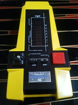 Galaxy Invader 1000. Working Space Invader Game From CGL. 1982 Vintage Pew Pew! • 35.90£