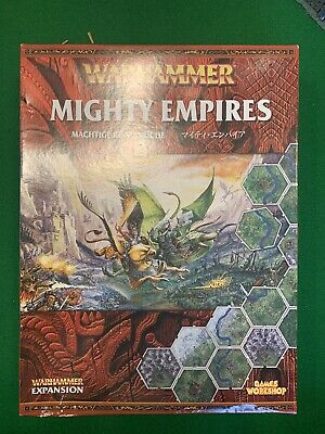Warhammer Mighty Empires Games Workshop With Manual • 15.49£